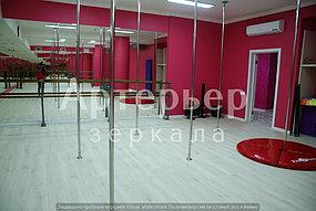 Зеркало настенное в хореографический зал. Установка. Монтаж. Гарантия 1 год.  4