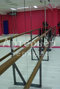 Зеркало настенное в хореографический зал. Установка. Монтаж. Гарантия 1 год.  6