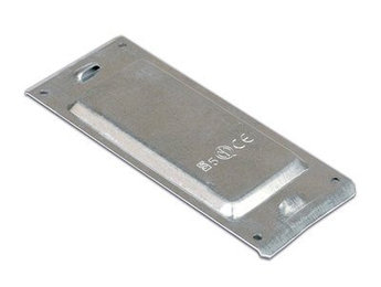 Пластина защитная IP44 осн.400 (мет.)