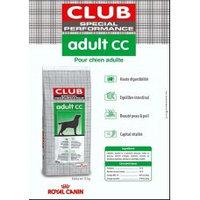 Сухой корм для собак вольерного содержания, ведущих неактивный образ жизни Royal CaninClub Adult CC