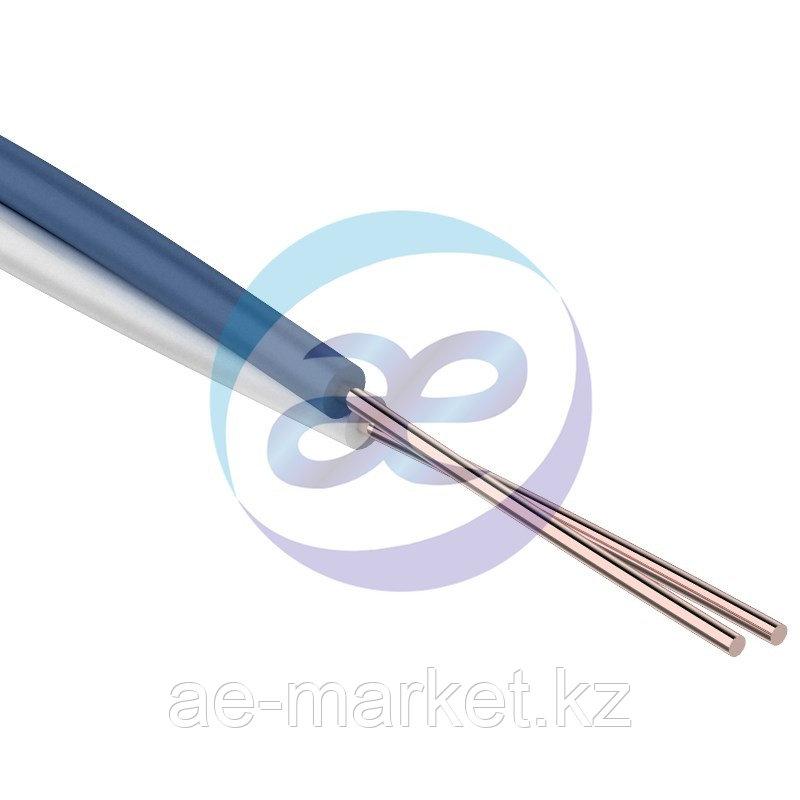Провод кроссировочный ПКСВ  2х0.40 мм., 1000м.,  REXANT