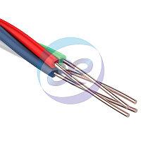Провод кроссировочный ПКСВ  4х0.50 мм., 500м.,  REXANT