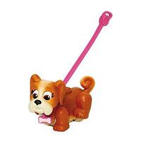 Игрушка Pet Parade Фигурка собачки в комплекте с косточкой и поводком, асс-те