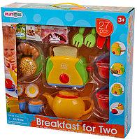"""Игровой набор """"Завтрак на двоих"""" (27 предметов)"""