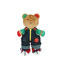Медвежонок Teddy ( с одеждой), фото 1