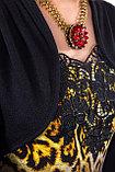Молодежное платье из яркого полотна, 48 р., фото 3
