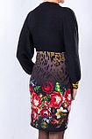 Молодежное платье из яркого полотна, 48 р., фото 4