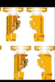 Изготовление медалей,орденов,нагрудных жетонов,статуэток. 17