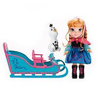 Игровой набор Принцессы Дисней Холодное Сердце Приключение Анны 50 см, фото 1