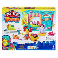 Город Зоомагазин, пластилин Play-Doh, фото 1