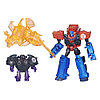 Трансформеры роботы под прикрытием: Миниконы Бэтл-Пэкс