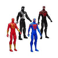 Титаны: Человек-Паук. Паутинные бойцы