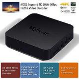 Android TV Box MXQ 4K. 1 Гб / 8 Гб. RK3229, Android 4.4. Мини ПК + Игры + Кинотеатр + Плеер и др., фото 2