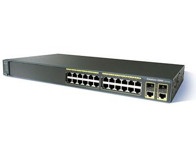 Cisco Коммутатор  WS-C2960-24TC-L