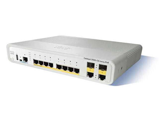 Cisco Коммутатор  Catalyst WS-C2960C-8PC-L