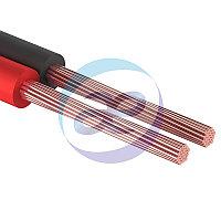 Кабель акустический, 2х1.00 мм², красно-черный, 100 м.  PROCONNECT