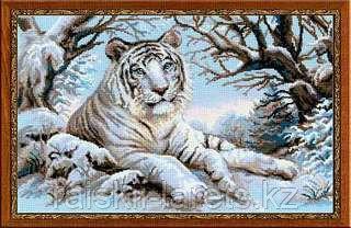 """Набор для вышивки крестом """"Бенгальский тигр"""" 1184"""
