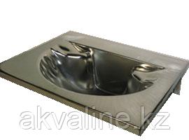 Антивандальная раковина 2 НСт из нержавеющей стали