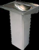 Антивандальная раковина 3НСт из нержавеющей стали