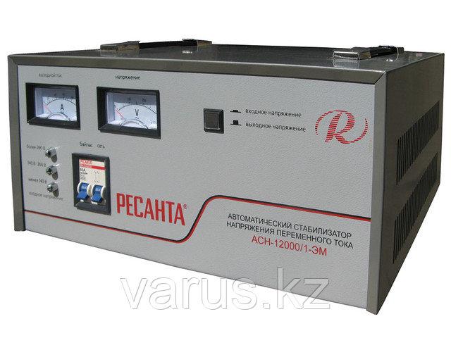 Стабилизатор напряжения ACH-12000/1-ЭМ  (SVC-12 000 /1-ЭМ)