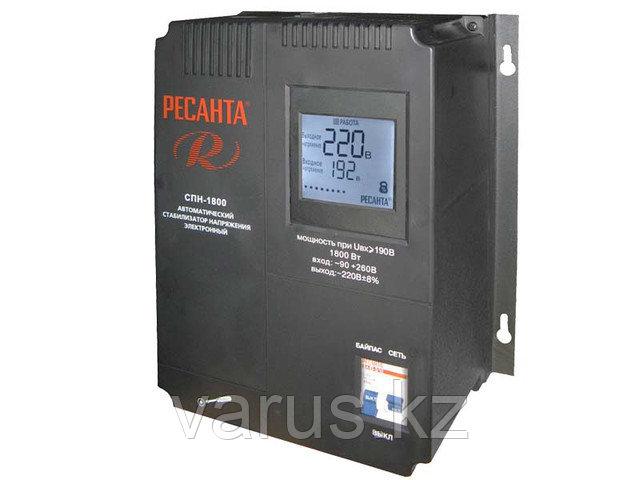Стабилизатор напряжения СПН-1800