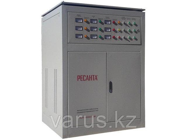Стабилизатор напряжения ACH-150000/3-ЭМ  (SVC-150 000/3)