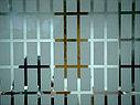 "Декоративная пленка ""прямоугольник белый 34х15мм"", фото 2"