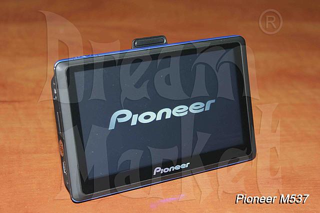 GPS навигатор Pioneer M537