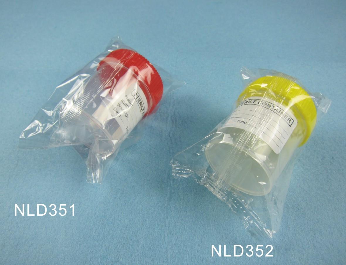 Контейнеры для анализов стерильные - фото 1