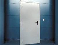 Дверь техническая