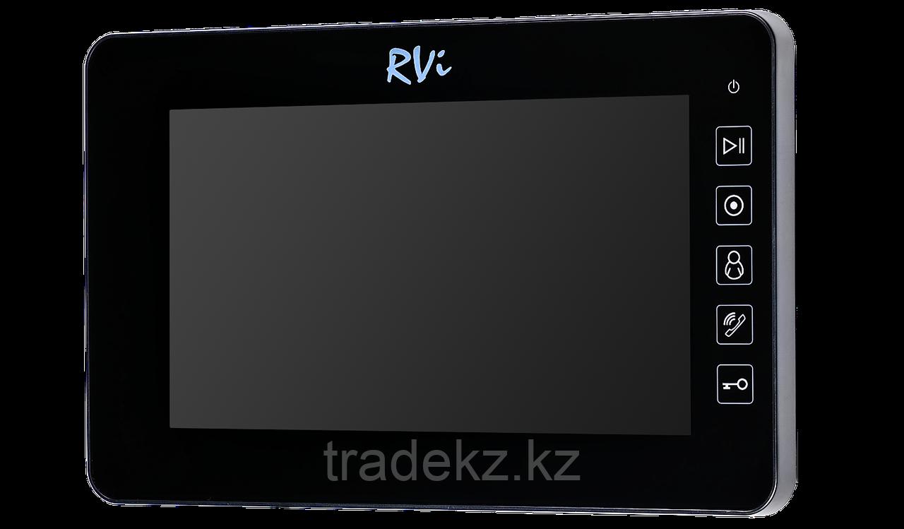 Монитор домофона цветной RVi-VD7-22 (черный корпус)