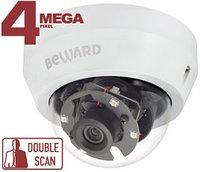 4 Мп компактная IP-камера BEWARD BD4640DR