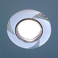 8004 MR16 PS/N перл.серебро/никель
