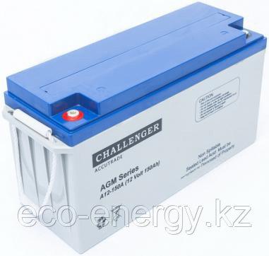 CHALLENGER A12-100 аккумулятор (АГМ). 100А/ч 12 Вольт