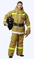 Боевая одежда пожарного БОП-1 «Силотекс-97», золотисто-глянцевый цвет (штаны, куртка)