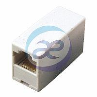 Компьютерный проходник (гнездо-гнездо) 8P-8C  REXANT