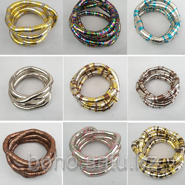"""2 в 1: ожерелье браслет """"Змейка"""""""