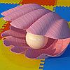 Декоративный персонаж Ракушка с жемчужиной