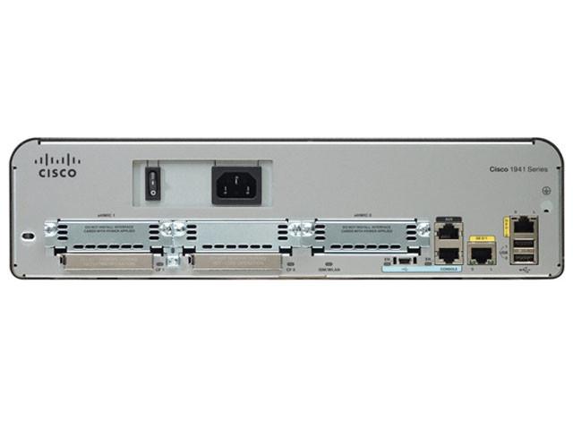 Cisco Маршрутизатор  CISCO1941/K9