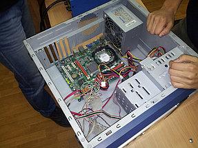 Ремонт и наладка компьютеров. 4