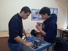Ремонт и наладка компьютеров. 5