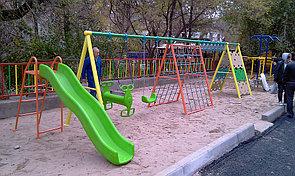 Детская Площадка ул.Джангильдина 1