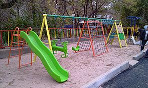Детская Площадка ул.Джангильдина 2