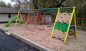 Детская Площадка ул.Джангильдина 8