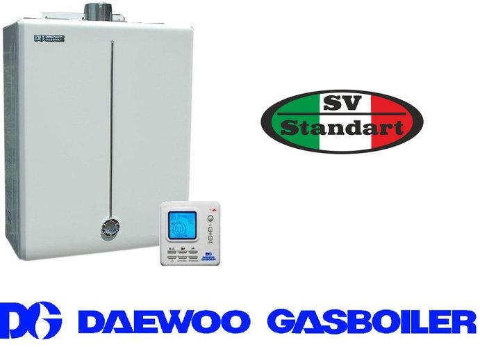 Котел DAEWOO DGB - 350 MSC 40 kw