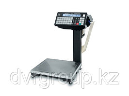 Весы электронные торговые с печатью этикеток Масса-К ВПМ-15.2-Т(1)