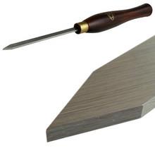 Резец токарный Crown HSS, Parting Triangular Tool, 3мм, рукоять 216мм