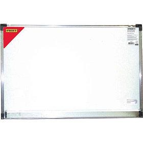 Доска магнитно-маркерная белая офисная 600х900 мм.