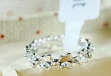 """Кольцо """"Венок Бабочки"""" серебро, фото 5"""