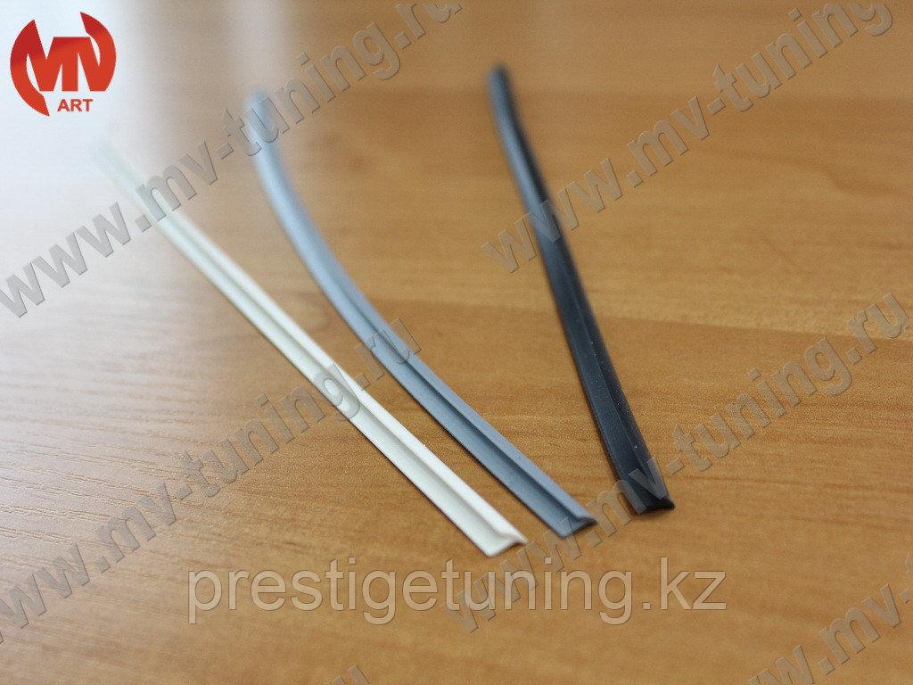 Уплотнительная резинка для обвесов(черная,белая,серая)